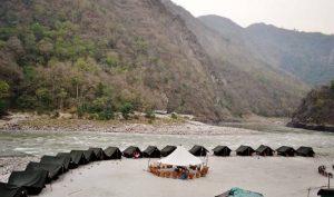 Yoga Camping